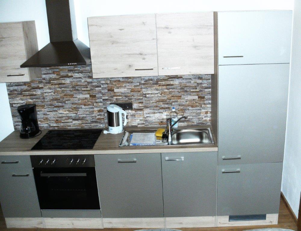 Pension waldhof appartamento for Due piani con una camera da letto e un bagno